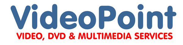 VideoPoint Video, DVD & Multimedia Logo